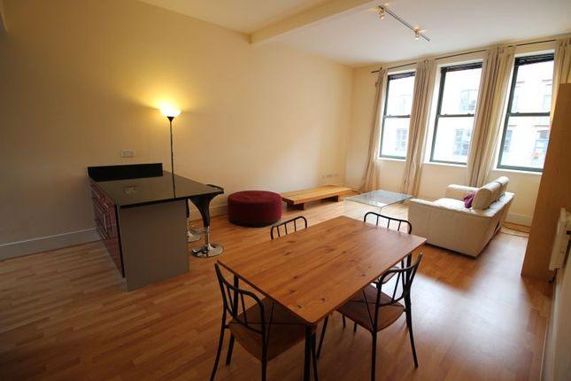 Thumbnail Flat to rent in Macintosh Mill, 4 Cambridge Street, Southern Gateway