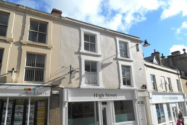Thumbnail Flat for sale in High Street, Calne