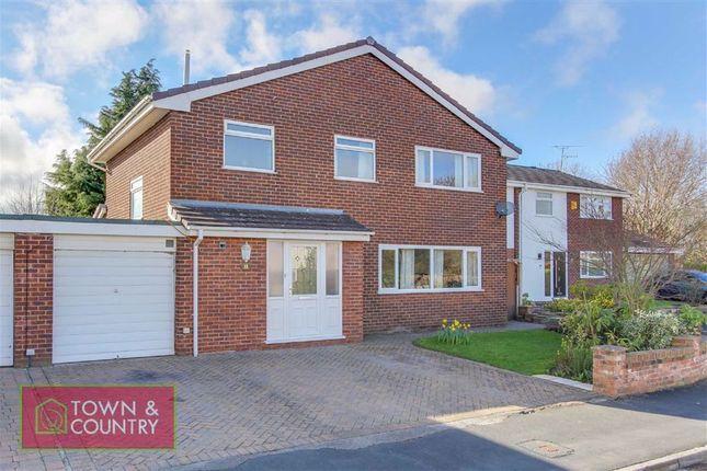 Thumbnail Link-detached house for sale in Estuary View, Ewloe, Deeside, Flintshire