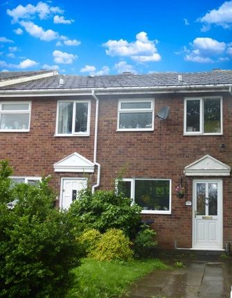 Thumbnail Semi-detached house to rent in Parva Court, Uttoxeter