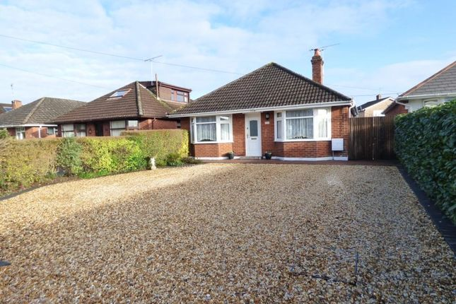Thumbnail Bungalow for sale in Salisbury Road, Totton