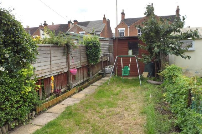 Garden of Lisle Road, Colchester CO2