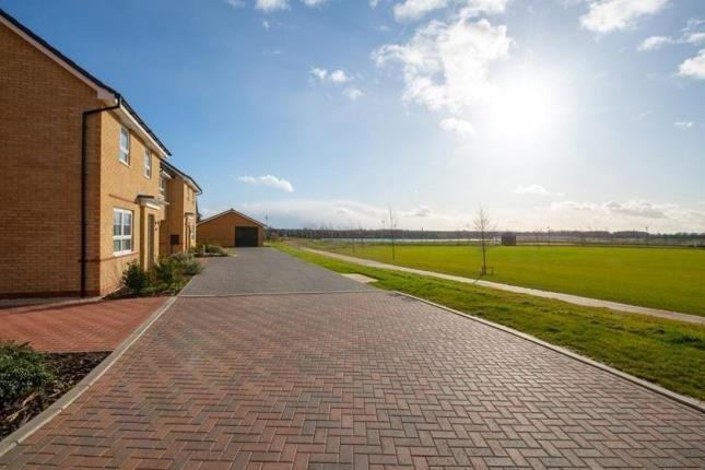 3 bed end terrace house for sale in Hampton Water, Aqua Drive, Hampton Waters, Peterborough PE7