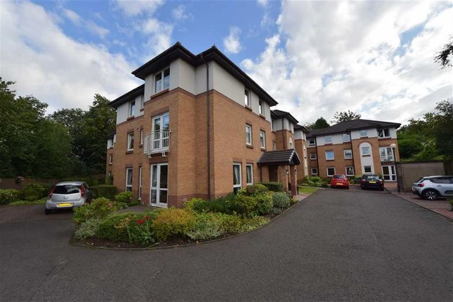 Thumbnail Flat for sale in Strawhill Road, Clarkston, Glasgow