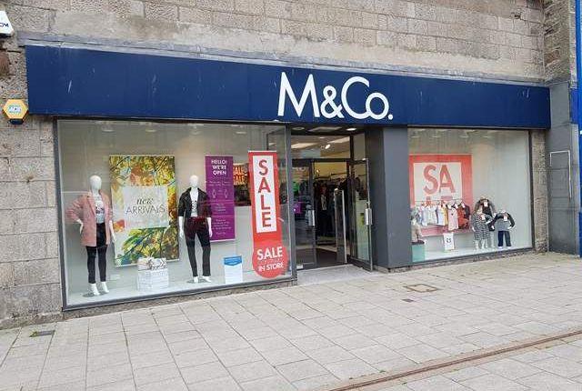 Thumbnail Retail premises to let in Broad Street, Fraserburgh