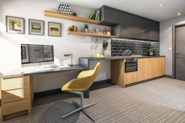 1 bed flat for sale in North Road East Student Apartments, 47A North Road East, North Road East Student Apartments, 47A North Ro