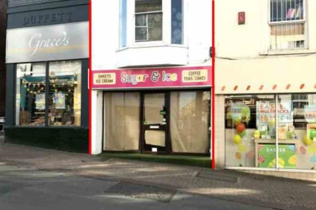 Retail premises for sale in Wheelwrights, High Street, Ryde