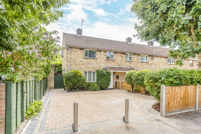 Thumbnail End terrace house for sale in 406 Milton Road, Waterlooville