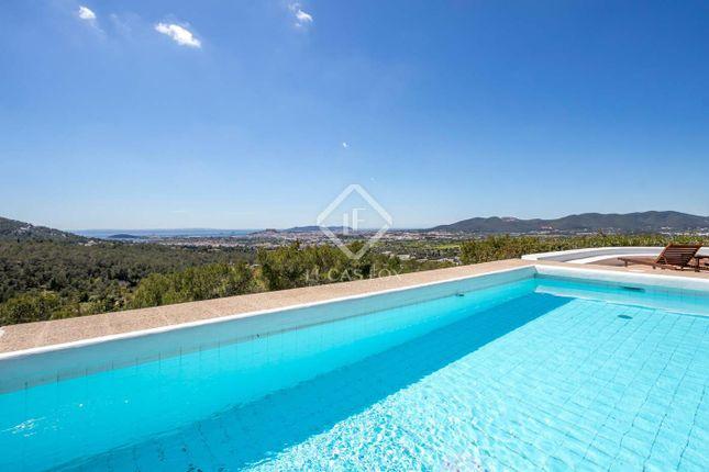 Thumbnail Villa for sale in Spain, Ibiza, Ibiza Town, Ibz10305