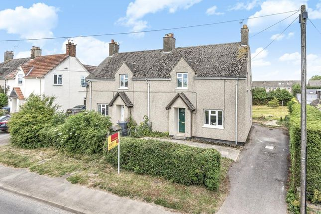 Thumbnail Semi-detached house for sale in Middle Barton, Oxfordshire