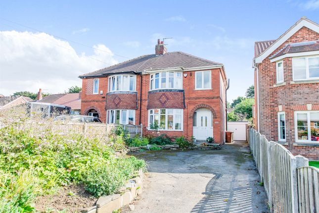 3 bed semi-detached house for sale in Holywell Lane, Castleford WF10