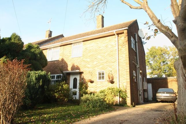Thumbnail Semi-detached house to rent in Homefield Road, Hemel Hempstead