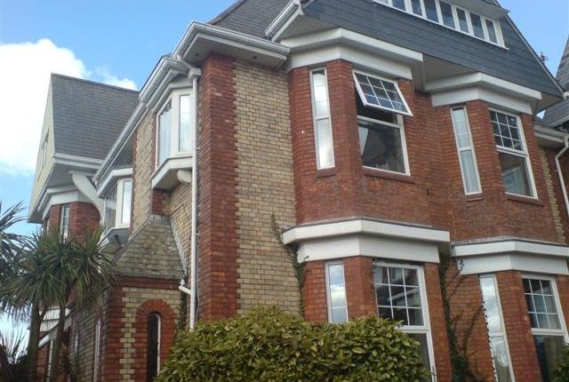Thumbnail Town house to rent in Queens Gate Villas, Greenbank, Plymouth