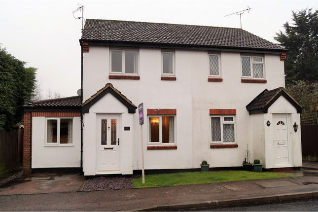 3 bed semi-detached house for sale in Pinewood Close, Borehamwood