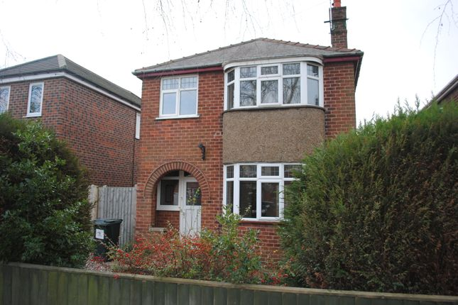 Thumbnail Detached house to rent in Rochford Crescent, Boston
