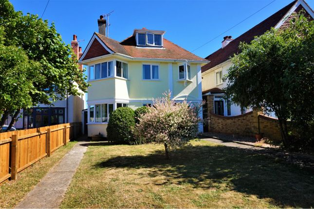 Thumbnail Detached house for sale in Fronks Road, Harwich