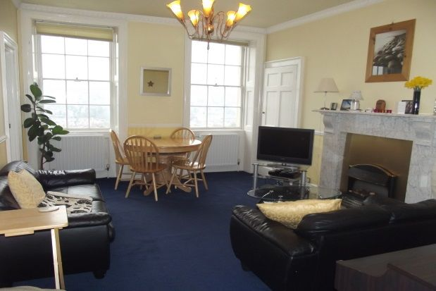 Thumbnail Flat to rent in Camden Crescent, Bath