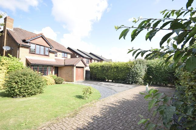 Thumbnail Detached house to rent in Davis Close, Barrs Court, Bristol