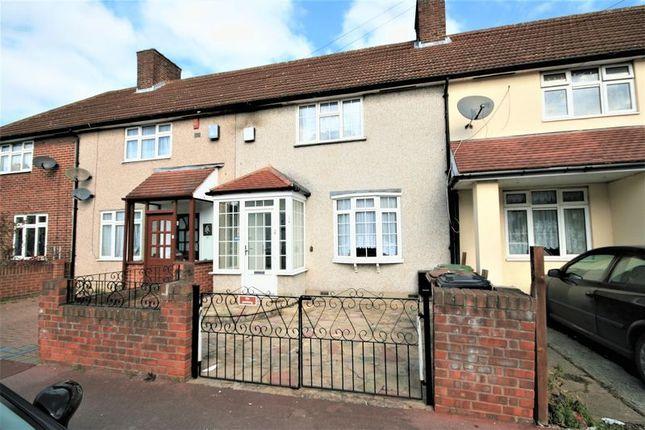 Thumbnail Terraced house for sale in Stevens Road, Becontree, Dagenham