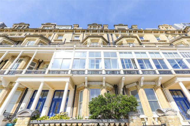 Thumbnail Maisonette for sale in Kings Gardens, Hove, East Sussex