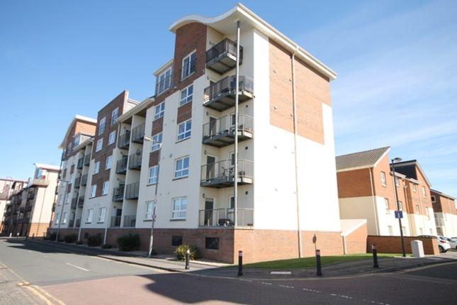 Thumbnail Flat to rent in Inkerman Court, Ayr