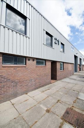 Thumbnail Light industrial to let in Unit 21, Deeside Industrial Estate, Drome Road, Zone 1, Deeside, Flintshire