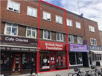 Thumbnail Retail premises for sale in 10 Burleigh Street, Cambridge
