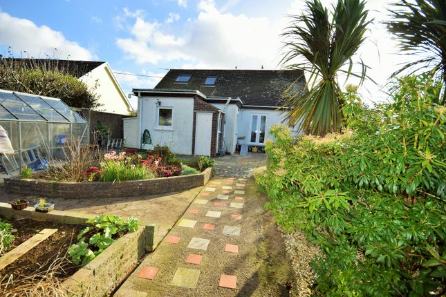 Thumbnail Detached house for sale in Milford Road, Johnston, Haverfordwest