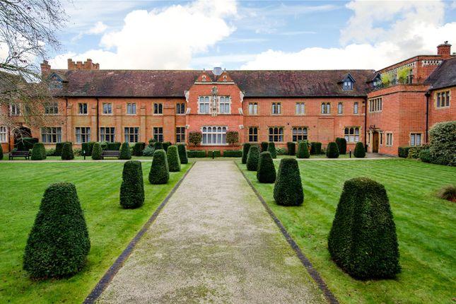Thumbnail Flat for sale in Abbey Gardens, Upper Woolhampton, Reading, Berkshire
