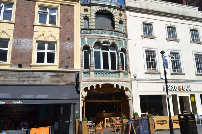 Leisure/hospitality to let in Granby Street, Leicester