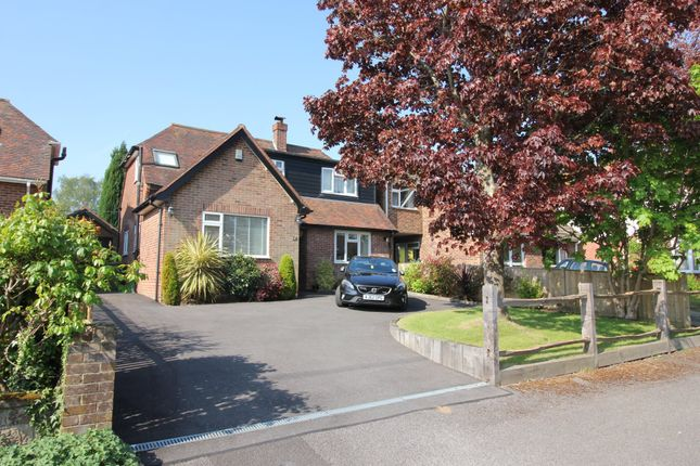 Thumbnail Detached bungalow for sale in Alexandra Road, Hedge End, Southampton, Hampshire