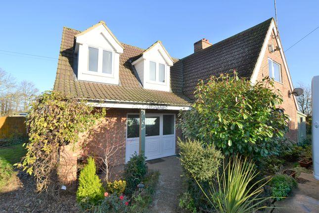 Thumbnail Detached house for sale in New Common Marsh, Terrington St. Clement, King's Lynn