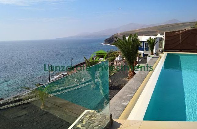 Thumbnail Detached house for sale in Marina Puerto Calero, Puerto Calero, Lanzarote, Canary Islands, Spain
