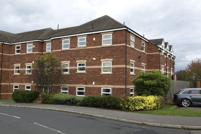 Thumbnail Flat to rent in High Balk, Barnsley