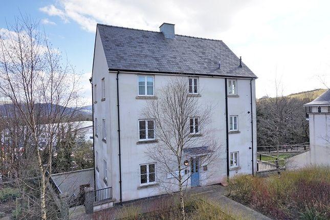 Thumbnail Flat for sale in Meadow Bank, Llandarcy, Neath, West Glamorgan.