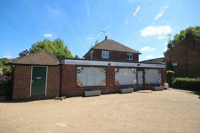 Thumbnail Semi-detached bungalow for sale in Whetsted Road, Five Oak Green, Tonbridge