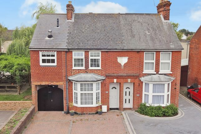 Thumbnail Semi-detached house for sale in Hythe Road, Willesborough, Ashford