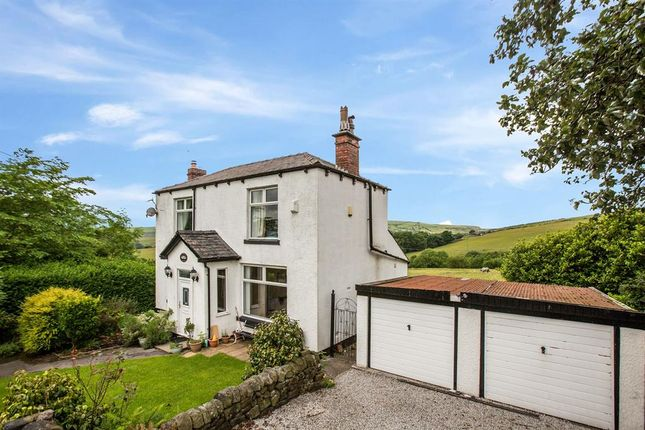 Thumbnail Detached house for sale in Overdale House, Halifax Road, Littleborough