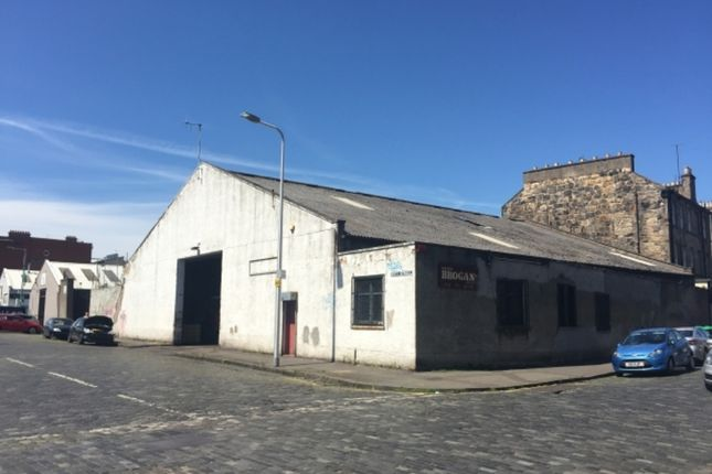 Thumbnail Industrial to let in Pitt Street, Edinburgh