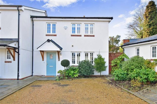 Thumbnail End terrace house for sale in Elizabeth Cottages, Dorking, Surrey