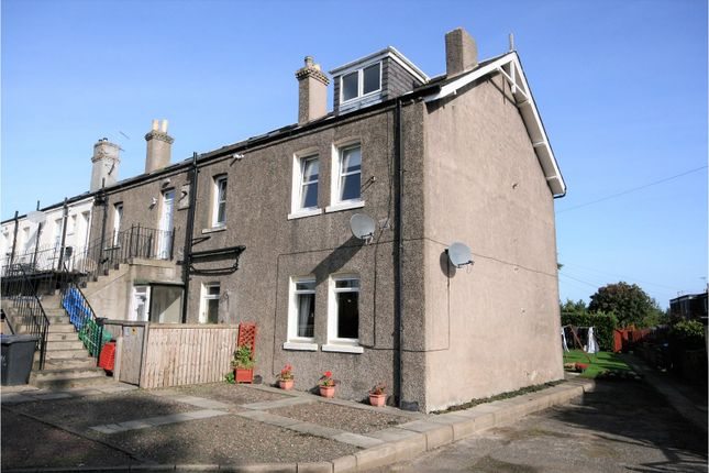 Thumbnail Flat for sale in Straiton Road, Loanhead
