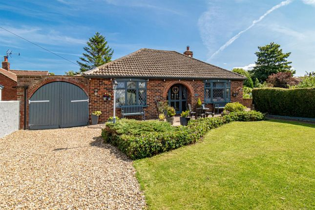 Thumbnail Detached house for sale in Bridlington Road, Skipsea, Driffield