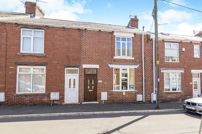Thumbnail Terraced house for sale in West Avenue, Murton, Seaham