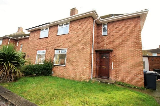 Thumbnail End terrace house to rent in Wakefield Road, Norwich