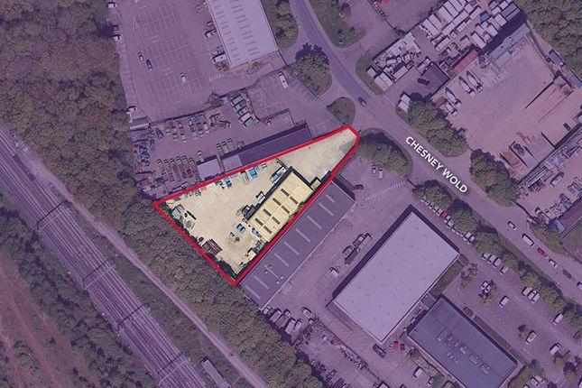 Thumbnail Warehouse to let in Former Andrew Sykes Depot, Chesney Wold, Bleak Hall, Milton Keynes