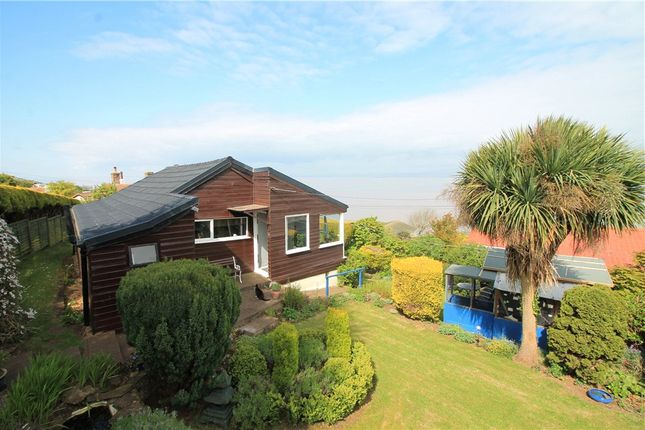 Thumbnail Detached bungalow for sale in Portishead, Walton Bay