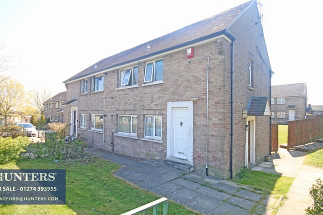 1 bed flat for sale in Greenway Drive, Allerton, Bradford BD15