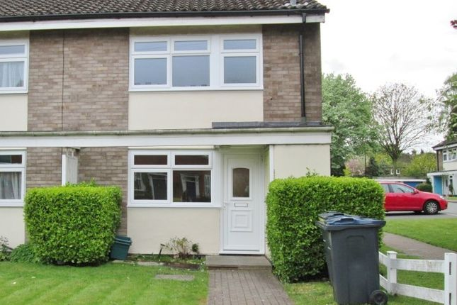 Thumbnail End terrace house to rent in 56 Metchley Lane, Harborne, Birmingham