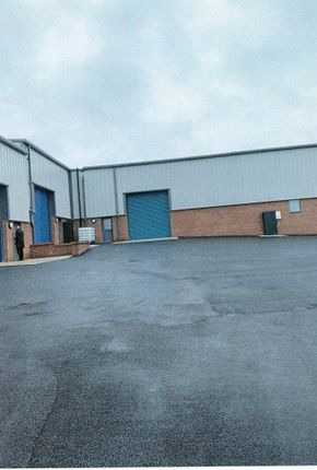 Thumbnail Commercial property to let in Jonscar Court, Vernon Street Industrial Estate, Shirebrook, Mansfield