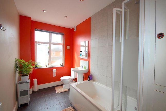 Bathroom of Joyce Road, Leicester LE3
